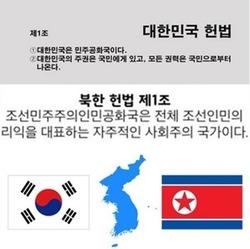 대한민국과 조선민주주의인민공화국은 어떻게 다른가?