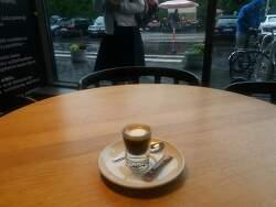 갑자기 커피