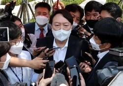 흔들리는 윤석열... '대변인 사퇴'에 'X파일' 검증 논란, 다음은...
