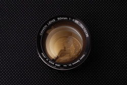 Canon 50mm f0.95 Leica M mount conversion(캐논 50mm F0.95의 M마운트 개조) [Lens Repair & CLA/거인광학]