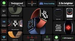 애플워치6와 SE 발표, 혈중산소 포화도 센서 추가... 전원어댑터는 빠져