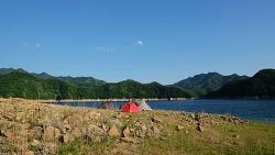 20210604 강원 노지 캠핑 [호수]