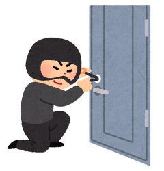 빈집털이 도둑이 선호한다는 것