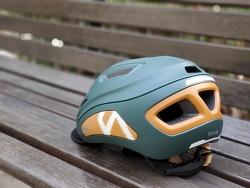 자전거 헬멧, 카머 프렌다 브리티쉬 그린 후기