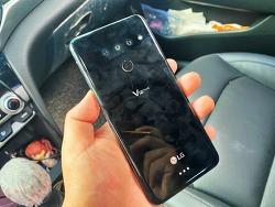 LG V50 ThinQ (LM-V500N)중고 구매.