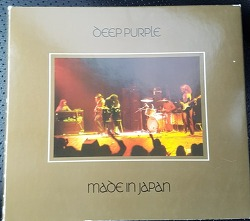 Deep Purple - Made in Japan (딥퍼플 라이브 앨범, 1972년)