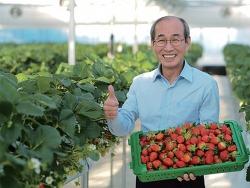 경북 청도군이 젊은이들을 농업으로 이끄는 방법