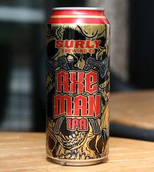 Surly Axe Man IPA (서리 액스 맨 IPA) - 7.2%