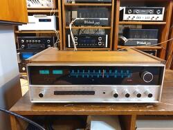 보기드믄 레어템 Mcintosh 맥킨토시 Stereotech 1200리시버 입니다 -A급-