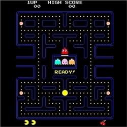 오락실게임, 팩맨 Pac-Man