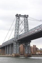 [뉴욕의 교량-3] 윌리엄스버그 브릿지 (Williamsburg Bridge)