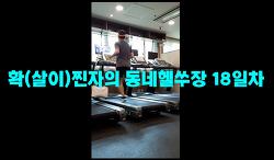 6월24일훈련ZIP-'확(살이)찐자의 동네헬쑤장18일차'
