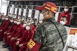 신병 1274기 3교육대 2주차 - 군사기초훈련
