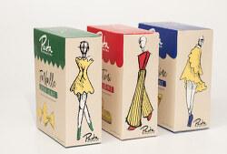 1인분 파스타 제품을 위한 패키지디자인
