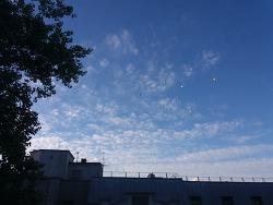 Vilnius 122_늦여름의 하늘