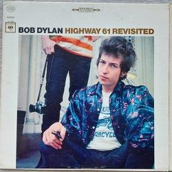 (포크 명반 LP) Bob Dylan - Highway 61 Revisited (1965년)