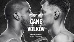 UFC 볼코프 vs  시릴 가네 대전료 카벨의 분석 중계 파이트 머니