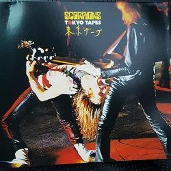Scorpions - Tokyo Tapes (스콜피온스 라이브 앨범, 1978년)