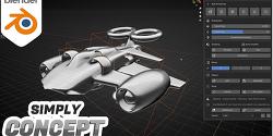 [Blender Plugin] Simply Concept