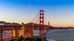 금문교( Golden Gate Bridge)를 만나다