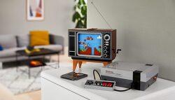 해외판 닌텐도 패미컴 NES를 재현한 레고 발매예정.