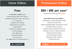 원격접속 SSH, FTP 프로그램 마땅한 게 없다면 무료 MobaXterm 하나로 해결