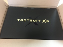 [음향 진동조끼] 비햅틱스 TactSuit X40 구입