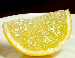 귤이나 레몬 예쁘게 자르는 방법- 즙 잘 나오는 방법