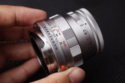 50주년 기념 복각 리지드의 조리개링 긁힘 현상 수리(Leica Summicron 50mm F2 Rigid '50 Jahre' CLA) [거인광학/Gigant Optik]