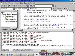 [BSD Socket] WinSock 버전 TCP(UDP) 클라이언트측 코드