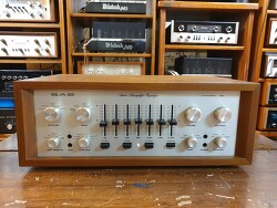 미국 SAE(Scientific Audio Electronics)MARK 1B 프리엠프 입니다 -A급-