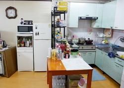 자취생 새 냉장고를 구하다