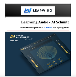 Al Schmitt - 한글 매뉴얼