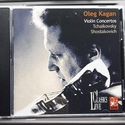 Oleg Kagan - 차이코프스키 바이올린 협주곡 (with Diansug Kachidze)