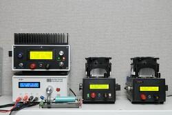 중고 18650 리튬 배터리 검증 및 EBD-A20H  vs  자작방전기 CC 10A  비교 영상