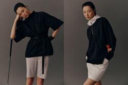삼성물산 패션부문, 독특한 새 골프웨어 선보여