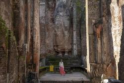 스리랑카의 경주 - 폴론나루와 투어 2