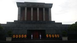베트남 출장 = 호찌민 주석 묘지 ( Lang Chu Tich Ho Chi Minh ) 방문기