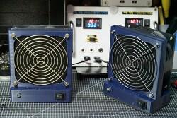 3D 프린터 두번째 작품 - 포터블 납 흡연기 (Fume Extractor)
