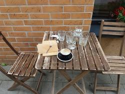 바쁜 카페