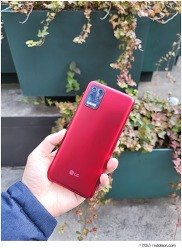 LG Q52 스마트폰 스펙! 프리미엄 스마트폰 빰친 LG Q52 디자인