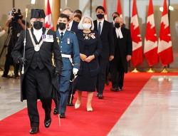 캐나다 최초 원주민 출신 사이먼 총독 취임…'화해' 역설