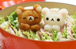 같은 걸 먹지만 취향이 좀 다른 한국 일본 음식