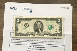 그레이스 켈리를 모나코의 왕비로 만들었다는 행운의 미국 2달러 지폐에 관한 이야기는 사실일까?