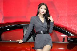 모델 소희, '2019 서울모터쇼'