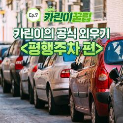 [카린이 꿀팁] 초보 운전자가 주차왕이 되는 마지막 방법! <평행주차 편>
