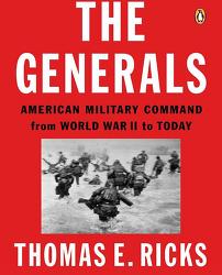 The Generals(2012), Tomas Ricks