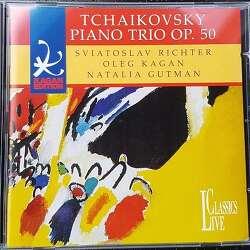 차이코프스키 피아노 트리오 - 리히터, 카간, 구트만 (Richter, Kagan, Gutman)