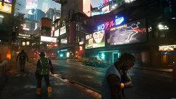 사이버펑크 2077의 메인 스토리는 위처3보다 짧다.