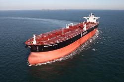 한국조선해양, 초대형 원유운반선 2척, 2,000억원 수주